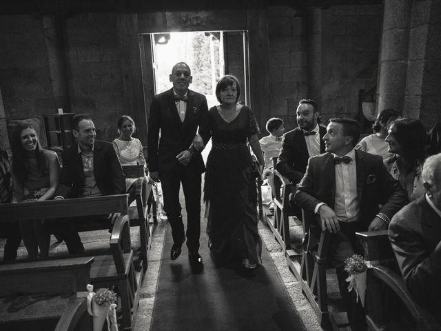 La boda de David y Almudena en Abegondo, A Coruña 9