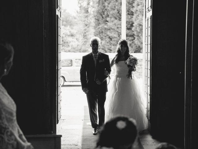 La boda de David y Almudena en Abegondo, A Coruña 13