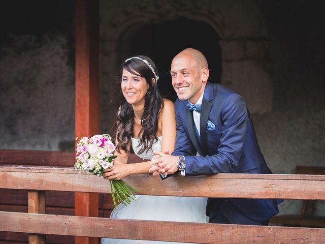 La boda de David y Almudena en Abegondo, A Coruña 15