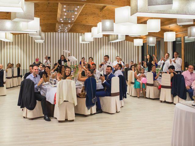 La boda de David y Almudena en Abegondo, A Coruña 22