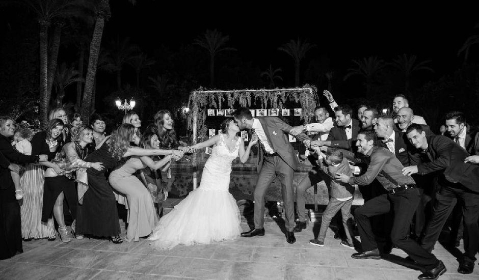 La boda de Jaime y Naira en Crevillente, Alicante