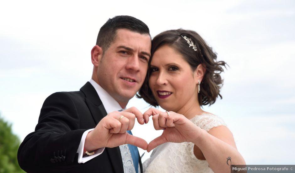 La boda de Jose y Beatriz en Mas De Las Matas, Teruel