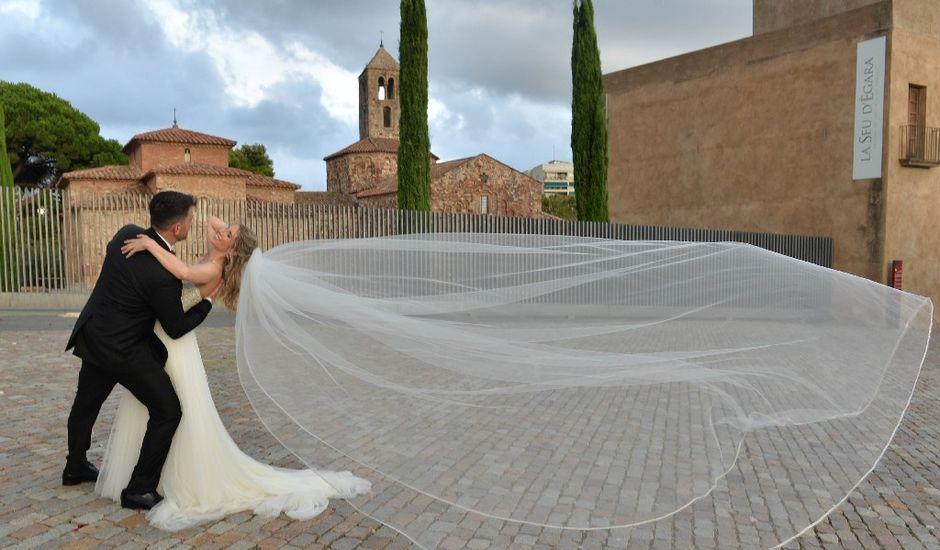 La boda de Dani y Alba en Terrassa, Barcelona