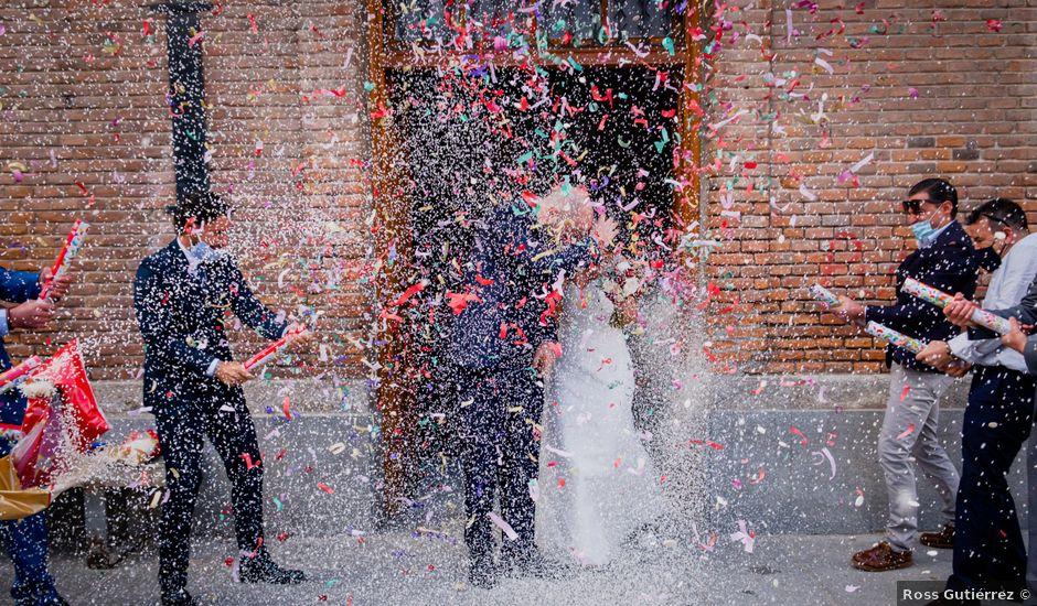 La boda de Diego y Laura en Coca, Segovia