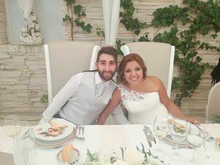 La boda de Yoismaira  y David