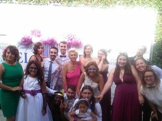 La boda de Yoismaira  y David 2