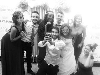 La boda de Yoismaira  y David 3