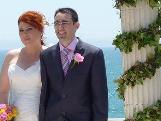 La boda de Iban y Mar 1