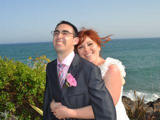 La boda de Iban y Mar