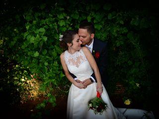 La boda de Diana y Raffaele