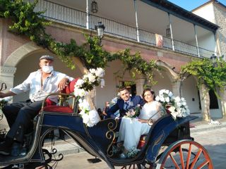 La boda de Mar y Iván
