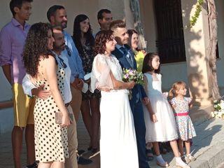 La boda de Mar y Iván 2