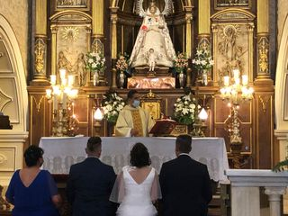 La boda de Mar y Iván 3
