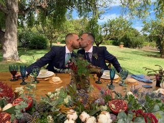 La boda de Alejandro y Daniel 1