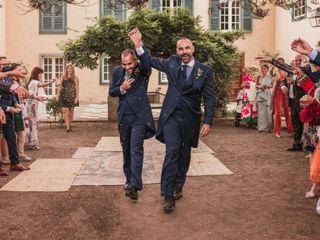 La boda de Alejandro y Daniel