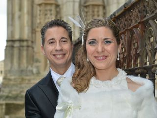 La boda de Miguel Ángel y Mercedes