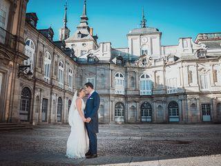 La boda de Fany y Sergio