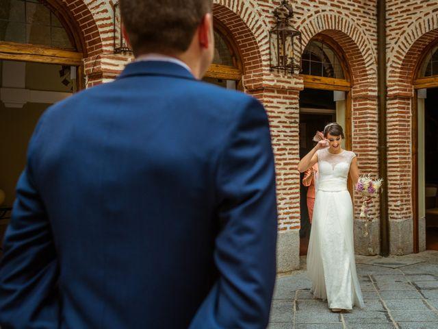 La boda de Jose Carlos y Loreto en Boadilla Del Monte, Madrid 3