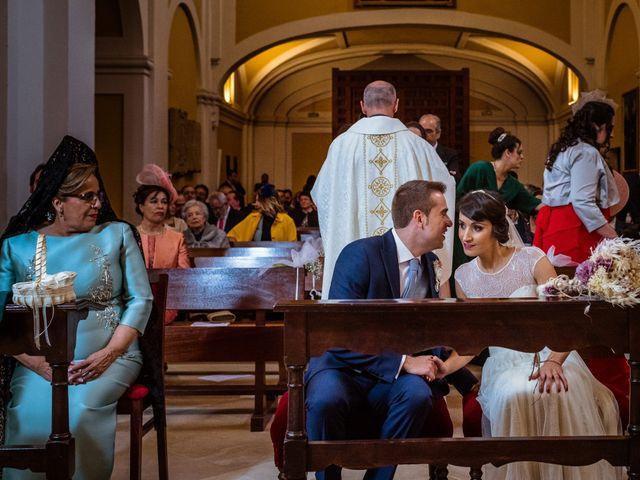 La boda de Jose Carlos y Loreto en Boadilla Del Monte, Madrid 10