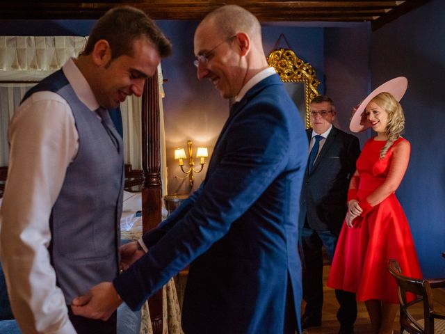 La boda de Jose Carlos y Loreto en Boadilla Del Monte, Madrid 12
