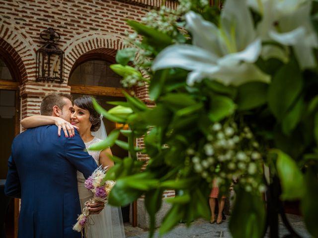 La boda de Jose Carlos y Loreto en Boadilla Del Monte, Madrid 15