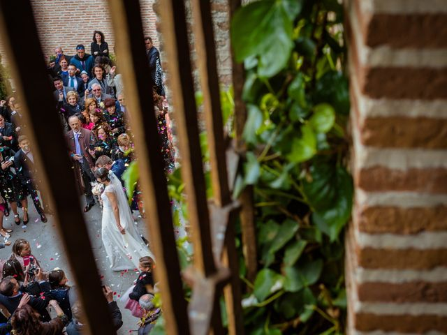 La boda de Jose Carlos y Loreto en Boadilla Del Monte, Madrid 16