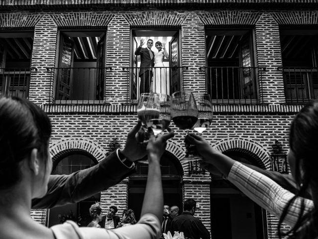 La boda de Jose Carlos y Loreto en Boadilla Del Monte, Madrid 24