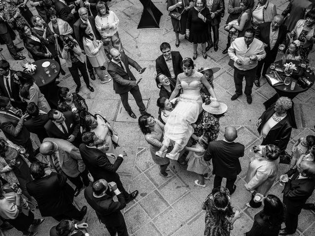 La boda de Jose Carlos y Loreto en Boadilla Del Monte, Madrid 1