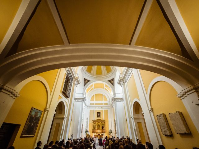 La boda de Jose Carlos y Loreto en Boadilla Del Monte, Madrid 35