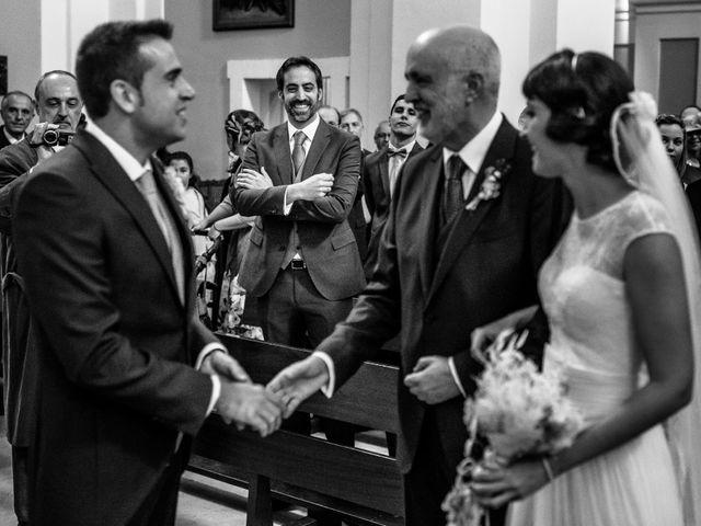 La boda de Jose Carlos y Loreto en Boadilla Del Monte, Madrid 36