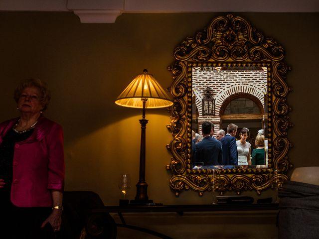 La boda de Jose Carlos y Loreto en Boadilla Del Monte, Madrid 37