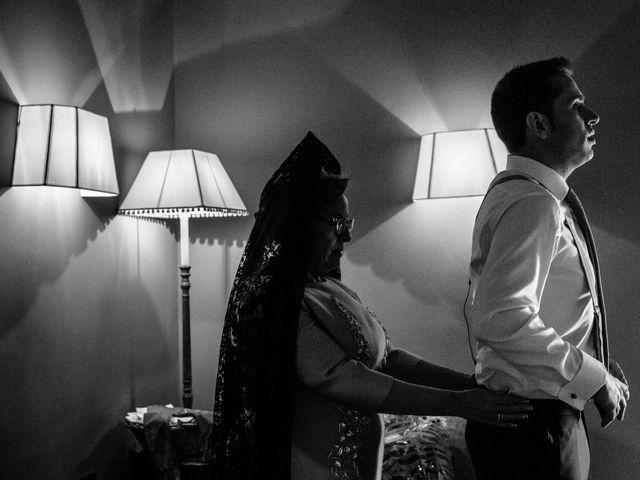 La boda de Jose Carlos y Loreto en Boadilla Del Monte, Madrid 38
