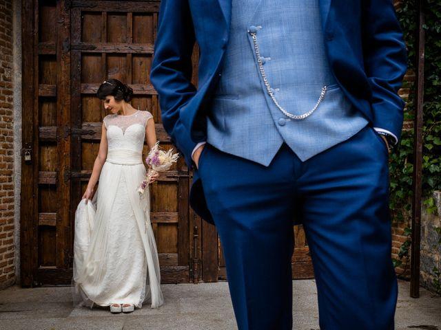 La boda de Jose Carlos y Loreto en Boadilla Del Monte, Madrid 41