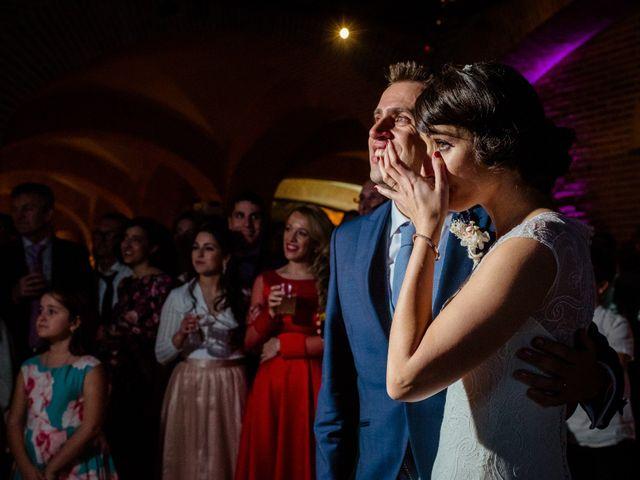 La boda de Jose Carlos y Loreto en Boadilla Del Monte, Madrid 42
