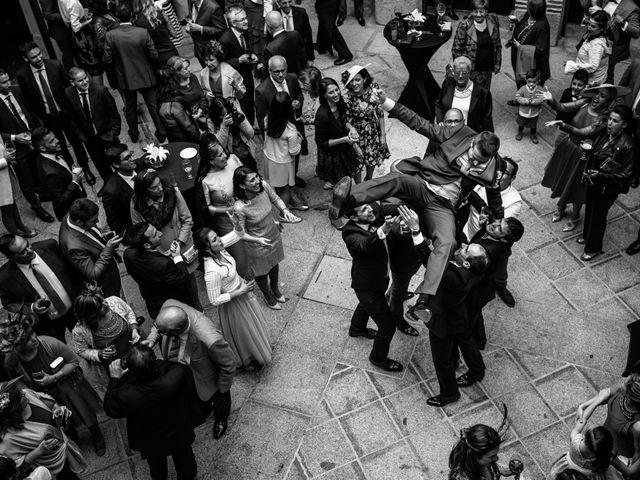 La boda de Jose Carlos y Loreto en Boadilla Del Monte, Madrid 45