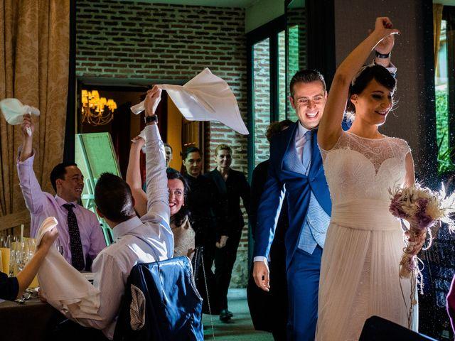 La boda de Jose Carlos y Loreto en Boadilla Del Monte, Madrid 47