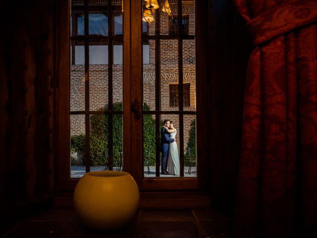 La boda de Jose Carlos y Loreto en Boadilla Del Monte, Madrid 49