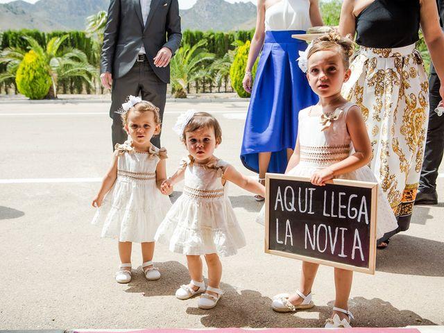 La boda de Rubén y Arantxa en Jumilla, Murcia 16