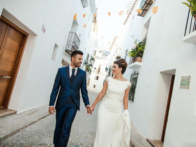 La boda de Arantxa y Rubén