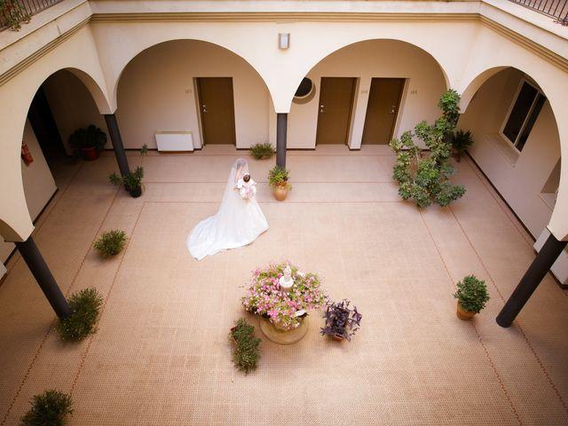 La boda de Ursula y Fernando en Ubeda, Jaén 6