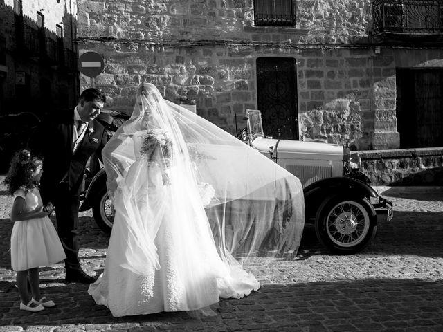 La boda de Ursula y Fernando en Ubeda, Jaén 8
