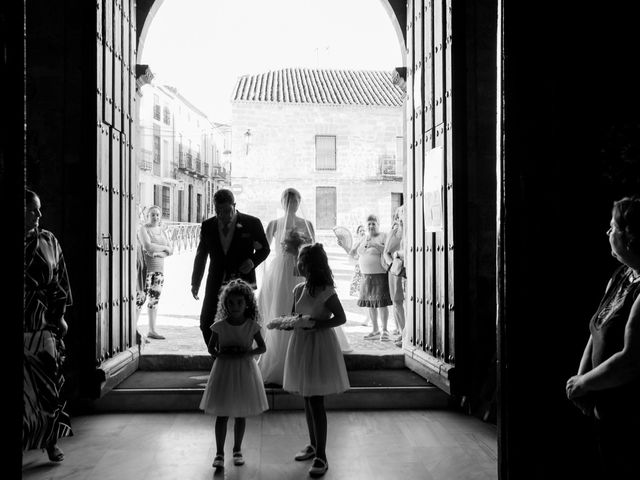 La boda de Ursula y Fernando en Ubeda, Jaén 9
