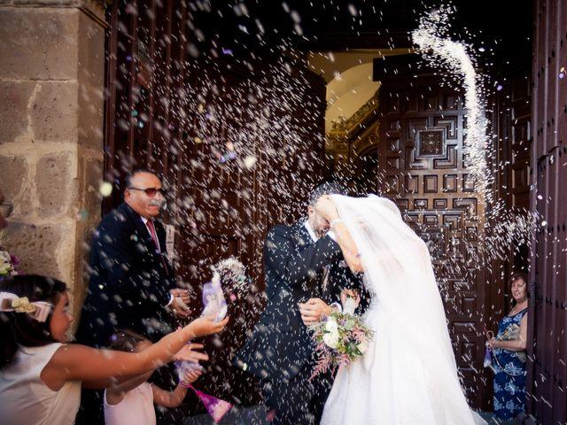 La boda de Ursula y Fernando en Ubeda, Jaén 17