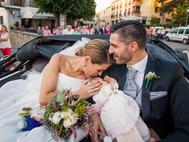 La boda de Ursula y Fernando en Ubeda, Jaén 20