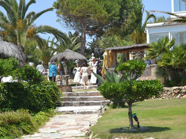 La boda de Mar y Iban en Vilanova I La Geltru, Barcelona 1