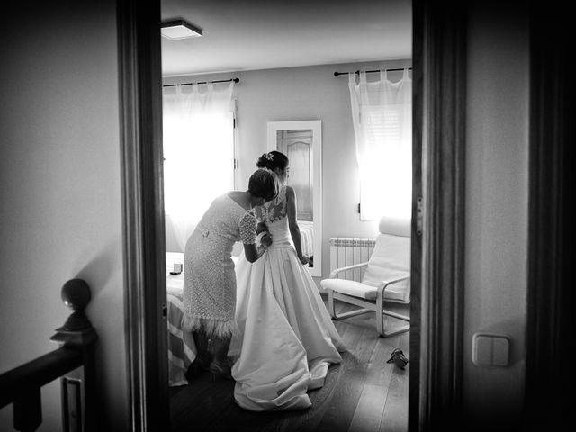 La boda de Raffaele y Diana en El Tiemblo, Ávila 28