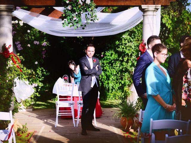 La boda de Raffaele y Diana en El Tiemblo, Ávila 36