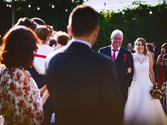La boda de Raffaele y Diana en El Tiemblo, Ávila 37