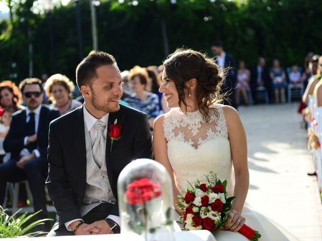 La boda de Raffaele y Diana en El Tiemblo, Ávila 39