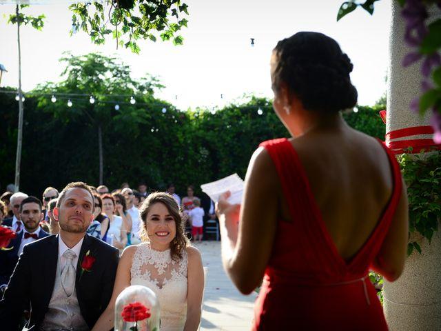 La boda de Raffaele y Diana en El Tiemblo, Ávila 40